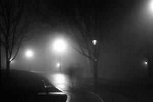 iluminat stradal cu becuri cu lumina rece