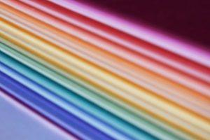 spectru de culori reci si calde