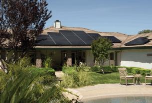proiector solar cu suport