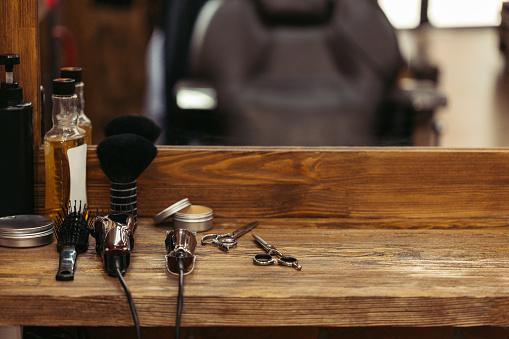accesorii barber shop